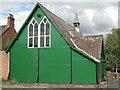 SP2495 : Church of the Resurrection, Heanley Lane by Robin Stott