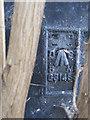 SJ4154 : Flush Bracket G3148 on the Nag's Head, Farndon by John S Turner