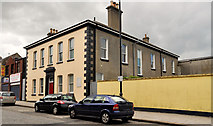 J2664 : Former Friends' Meeting House, Lisburn by Albert Bridge