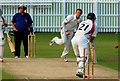 J2664 : Cricket match, Lisburn by Albert Bridge