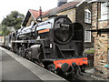 NZ8205 : 92214 Cock O'Th North at Grosmont by David Dixon