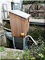 SX9192 : Microhydropower plant - Cricklepit Mill, Exeter by Chris Allen