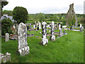 G8971 : Drumholm Parish Cemetery by Jonathan Wilkins