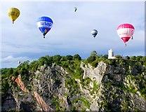 ST5673 : Clifton Gorge by Nigel Mykura