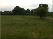 SK8707 : Field north of Egleton village by Stephen Craven