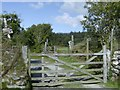 SX2575 : Access gate to Twelve Men's Moor by Eric Foster