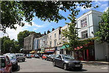 TQ2784 : Regent's Park Road in Primrose Hill by Roger Davies