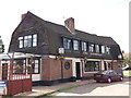 TQ4371 : The Farmhouse Public House, Chislehurst by David Anstiss