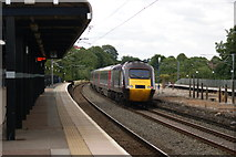 SP0278 : High Speed Train at Northfield by Rob Newman