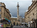 NZ2464 : Newcastle upon Tyne: Grey's Monument by Chris Downer
