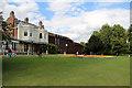 SU8486 : Leisure Centre, Marlow, Buckinghamshire by Christine Matthews
