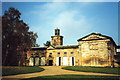 NZ0878 : The stables, Belsay Hall, Northumbria by nick macneill
