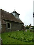 SU5846 : Dummer - All Saints Church: north-east aspect by Basher Eyre