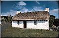 SC1867 : Harry Kelly's Cottage, Cregneash Folk Village by David Dixon
