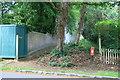 TQ1461 : Bridleway off Queen's Drive by Hugh Craddock
