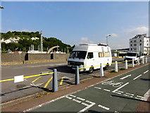TR3140 : Dover, Esplanade by Helmut Zozmann