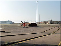 TR3140 : Dover, Western Docks by Helmut Zozmann