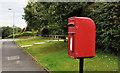 J4568 : Letter box, Comber by Albert Bridge