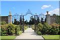 O2116 : Powerscourt, County Wicklow, Ireland by Christine Matthews