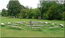 SU8695 : Art at Hughenden Park (2) by Graham Horn