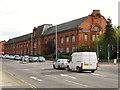 SJ8793 : McVities Biscuit Factory, Heaton Chapel by David Dixon