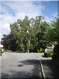 NJ6201 : A street junction Fare View, Torphins by Stanley Howe