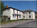 TL6149 : White Horse former pub, West Wickham by Hugh Venables