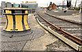 J3576 : Old shipyard railway, Belfast (7) by Albert Bridge