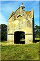 SP2428 : Dovecote at Chastleton by Tiger