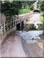 SK7460 : Ford on Ford Lane, Caunton by John Walton
