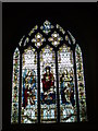 SP3519 : East Window, St Mary by Colin Smith