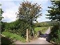 ST4453 : Junction on the Strawberry Line by Derek Harper