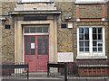 TQ4484 : Entrance to Eastbury Comprehensive School by Stephen Craven