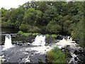 C2121 : Falls at Drummonaghan by Kenneth  Allen
