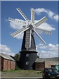 TF1443 : Heckington Windmill by J.Hannan-Briggs