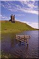 NU2522 : Towards Dunstanburgh Castle by Ian Capper