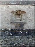 SY6874 : Portland Castle (4): a gun-port by Stefan Czapski