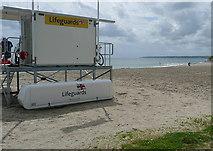 SW8031 : Gyllyngvase Beach by Graham Horn