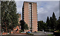 J2867 : Riverdale House, Dunmurry (1) by Albert Bridge