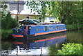 SP0483 : The Solar Kingfisher, Worcester and Birmingham Canal by N Chadwick