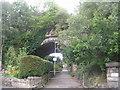 SE1738 : Bridge BRB SHI-30 - top of Ballantyne Road by Betty Longbottom