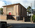 ST1586 : Wesley Methodist Church, Caerphilly by Jaggery
