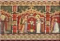 TG2307 : St Mark, Lakenham - Chancel screen detail by John Salmon