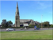 SD3727 : The Parish Church of St John the Divine by David Dixon