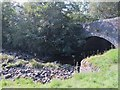 NY6862 : Park Burn and Featherstone Burnfoot Bridge by Mike Quinn
