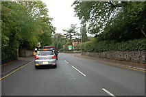 SO9096 : Last Traffic Lights before Goldthorn Hill, A449 by Mick Malpass