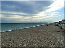 TQ7306 : An August afternoon in Bexhill by John Winfield