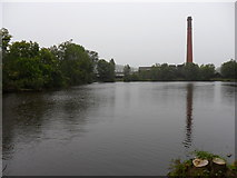 SE1307 : Mill Pond, Holmfirh by Samantha Waddington