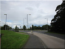 NS3618 : Hospital Road by Billy McCrorie