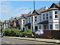 TQ2485 : Westbere Road, NW2 by Mike Quinn